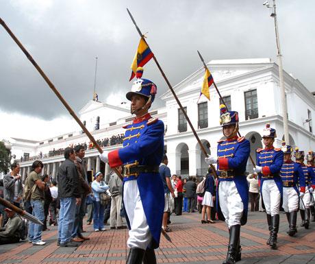11 Plaza Grande Quito